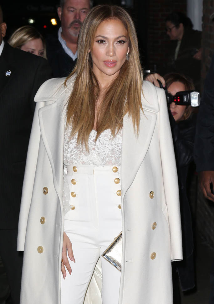 92nd Street Y Presents: Jennifer Lopez In Conversation With Hoda Kotb